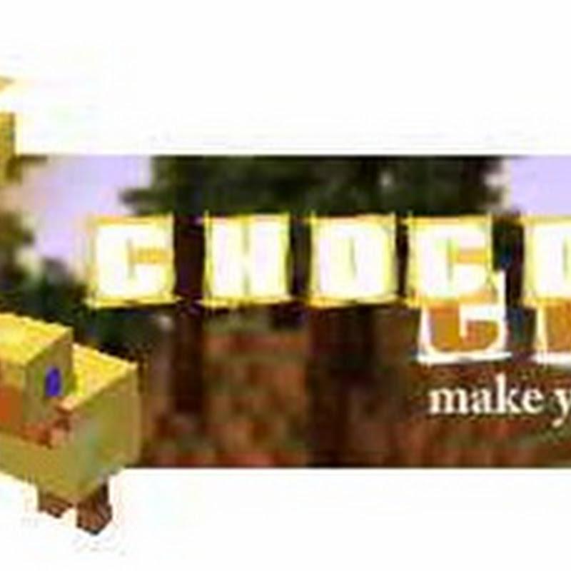 Minecraft 1.2.5 - ChocoCraft Mod