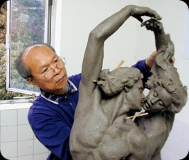 Escultor,Gaylord Sculpting