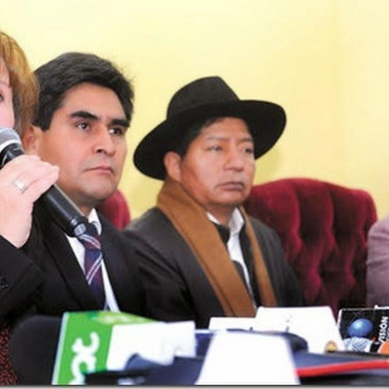 TSE descarta fraude y que muertos voten #BoliviaVota