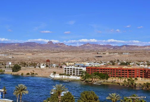 Bullhead City on the Colorado River
