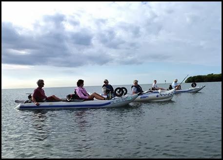 04 - Kayaking around the state park