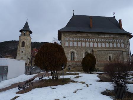 Centrul istoric - turnul lui Stefan si biserica lui Stefan cel Mare