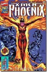 P00205 - X-Men Phoenix #1