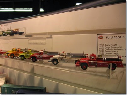 IMG_5332 NEW HO-Scale Ford F850 Fire Trucks by Athearn at the WGH Show in Portland, OR on February 17, 2007