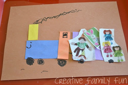Little Engine that Could from Creative Family Fun