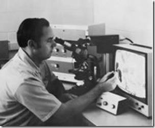 John Lindsay UNE geologist