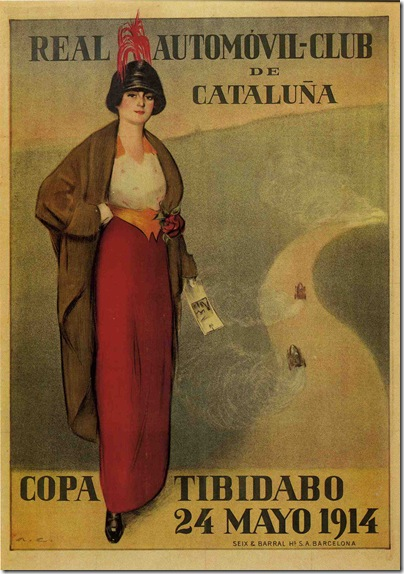 ramon casas i carbo_Real Automovil-Club de Cataluña_1914