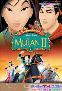 Hoa Mộc Lan 2 - Mulan 2 Tập HD 1080p Full