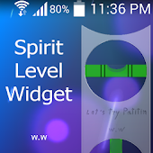 Download spirit level widget APK to PC