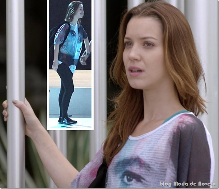 moda da novela avenida brasil - débora capítulo 17abr12