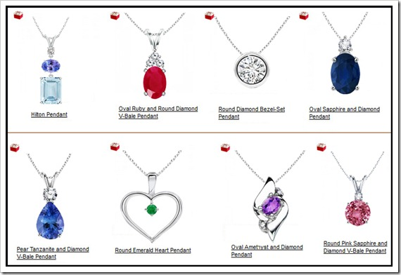 pendant necklaces Jewelry