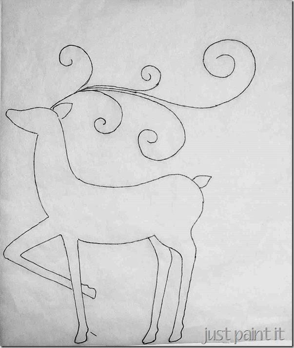 Deer-Pattern