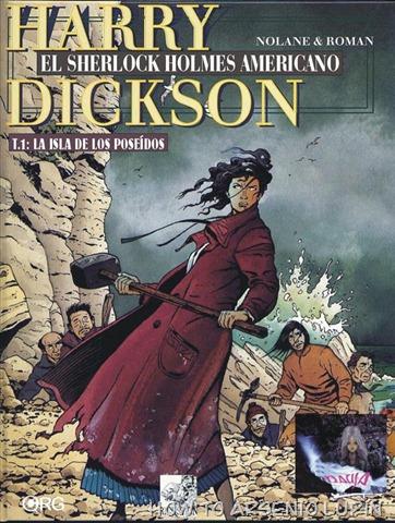 Las aventuras de Harry Dickson