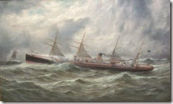 George Parker Greenwood - White Star Liner Adriatic-699f6692ecb3ffadfaaa6cb9d85561ce
