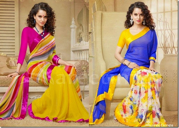 Kangana_Ranaut_Latest_Saree_Collection(3)