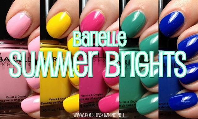 Barielle Summer Brights