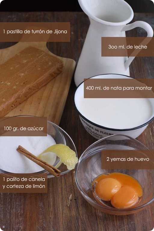 ingredientes-helado-turron