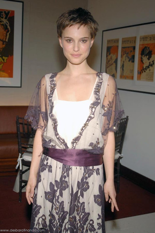"Natalie Portman== A Private Screening of ""V for Vendetta"" hosted by Vanity Fair== Time Warner Center, NYC== February 23, 2006== ©Patrick McMullan== Photo-Clint Spaulding/PMc== =="