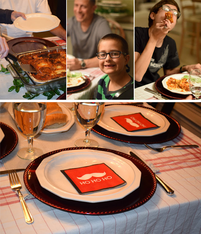 Stouffers easy to host dinner