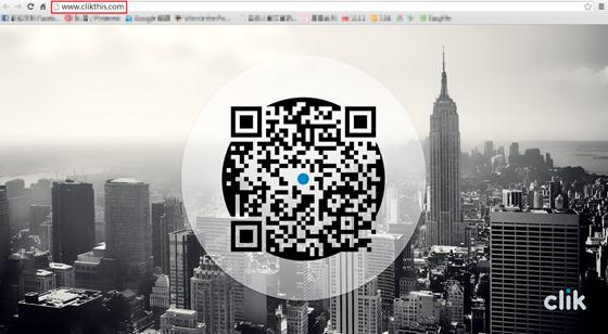 [Android] Clik 萬能遙控器,讓手機可以控制各種螢幕