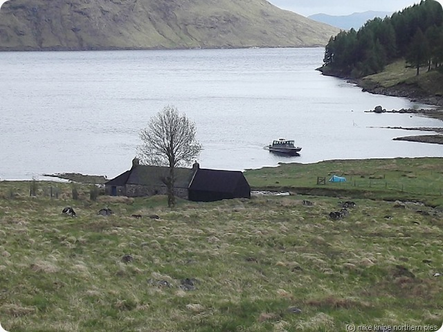 camp at alder bay