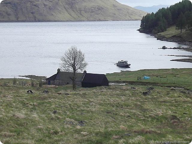 camp at alder bay