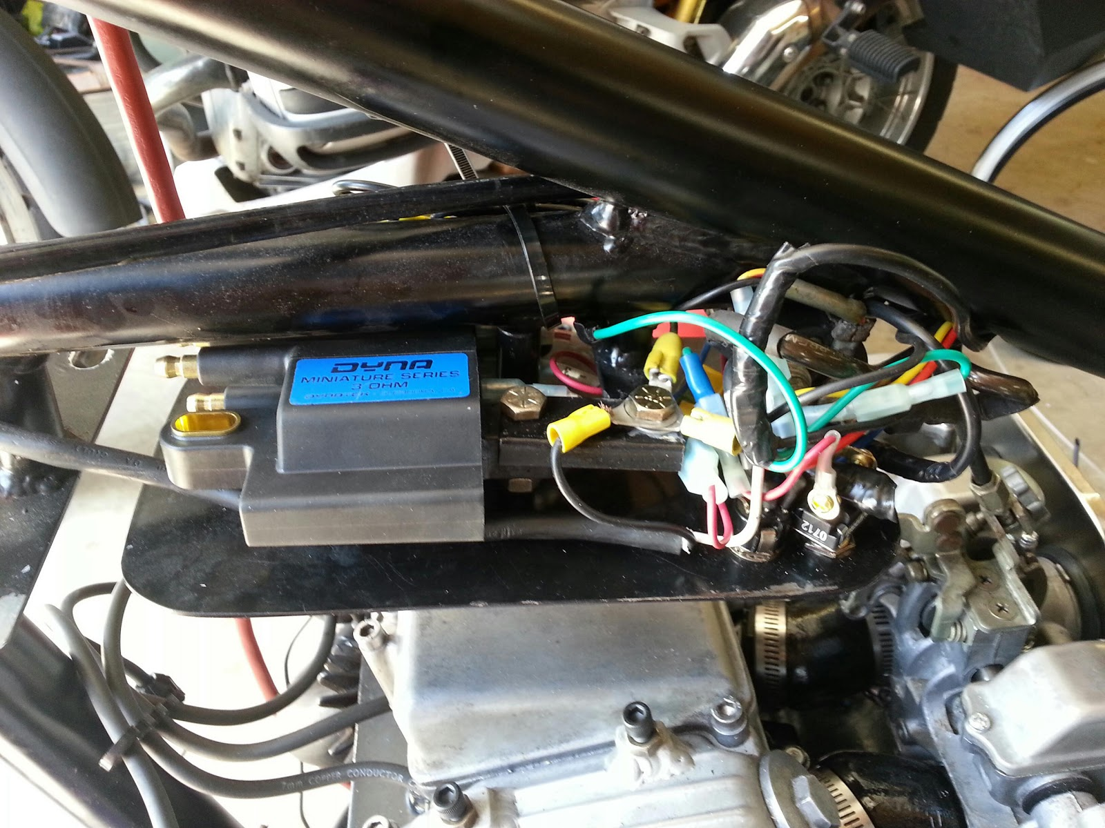 Dcw  Rock Flute Dyna 2000 Ignition Install