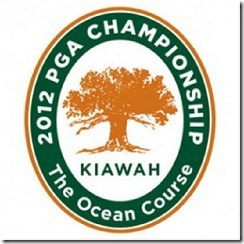 2012 PGA Championship Tee Times and Pairings at Kiawah