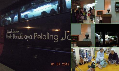 View Special Program anak yatim & PPRT Al Ulum 2012