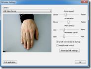 Comandare il mouse con gesti delle mani o della testa - NPointer