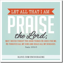 Let All that Praise the Lord