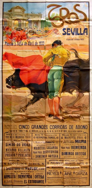 1933 Feria Sevilla