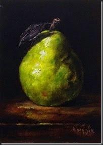 Green Pear 3