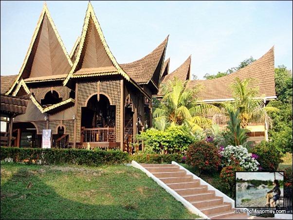 Minangkabau House at Negeri Sembilan (3)