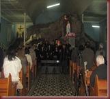 PRESENTACION CORO UNAP LUNES 27 DE MAYO GRUTA CAVANCHA (1)