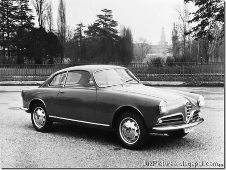 Alfa Romeo Giulietta Sprint 3