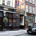 buckingham bar in London, London City of, United Kingdom