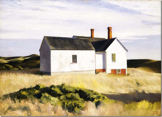 Edward_Hopper_Ryder's House_1933