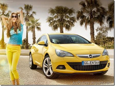 Opel Astra GTC 6