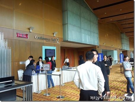 Sesi Pendaftaran Media Samsung Smart TV