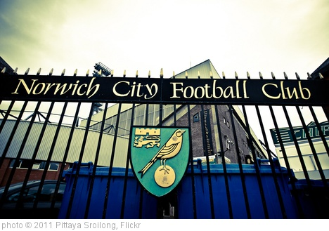 'Norwich City FC' photo (c) 2011, Pittaya Sroilong - license: http://creativecommons.org/licenses/by/2.0/