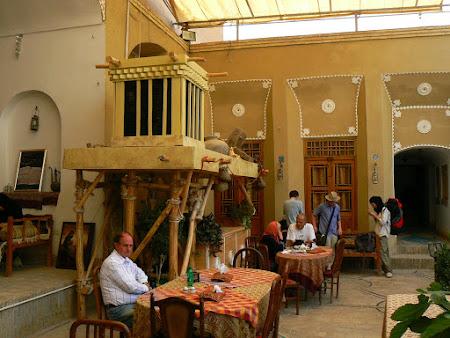 Imagini Iran: Hotel Silk Road Yazd