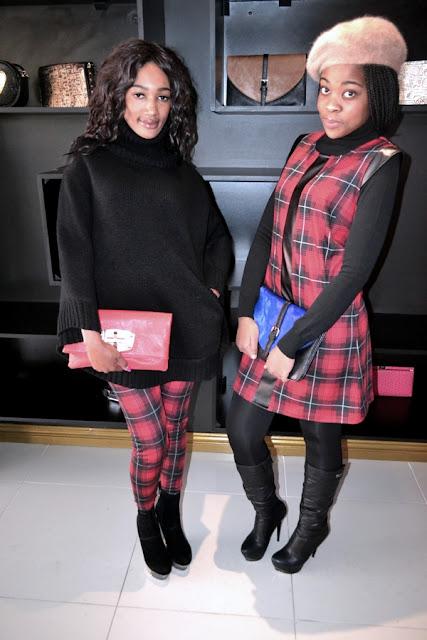 fashion trend TARTAN AND PLAID