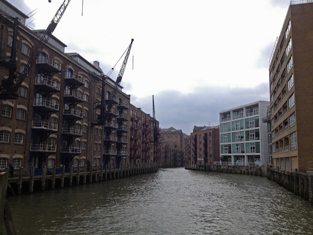 St Saviour&#39;s Dock, Shad Thames 