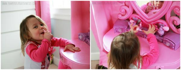 Toddler Vanity