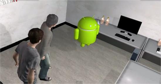 La noticia de Google y Motorola explicada con animación