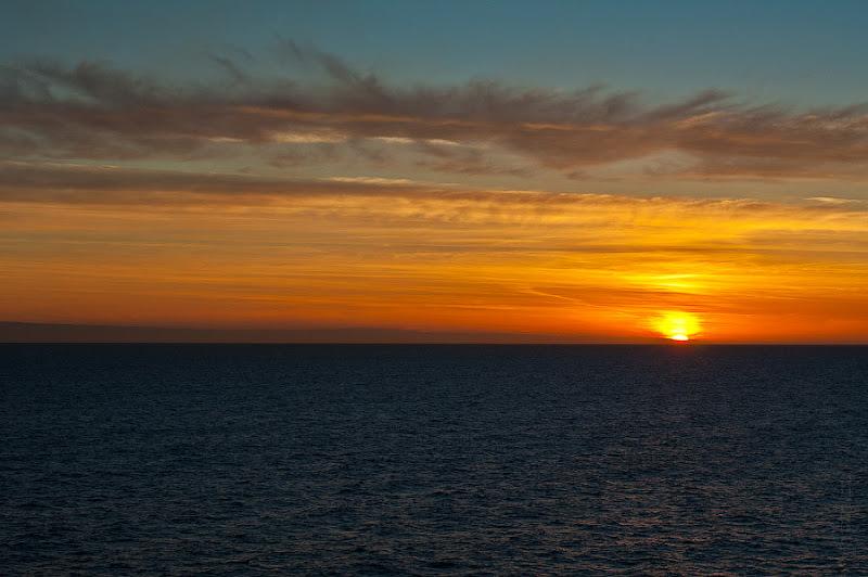 Первый день в круизе на Costa Concordia.