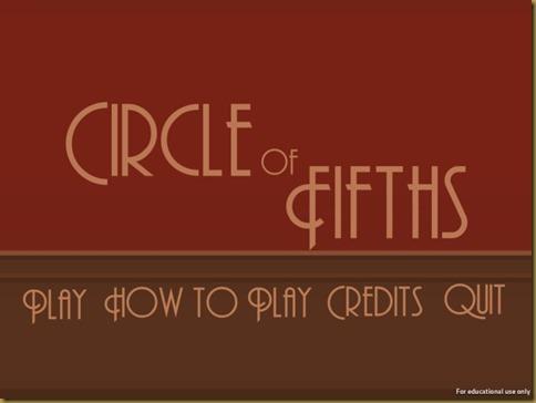 Circle of Fifthsタイトル