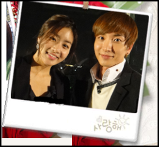 We Got Married Leeteuk & Kang Sora