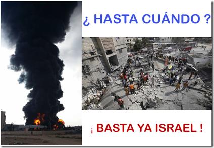 Hasta cuando Israel